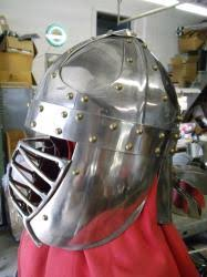 Stainless Spengen Helm